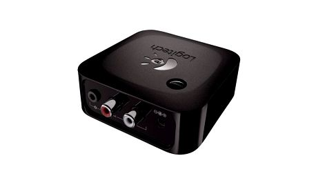 Logitech Wireless Music Adapter for Bluetooth