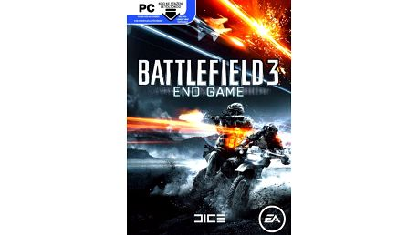 Electronic Arts Battlefield 3: End Game pro PC