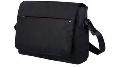 Brašna na notebook asus streamline messenger - černý. Elegantní a vytříbený sty