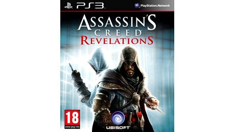 UbiSoft Assassins Creed Revelations pro PS3