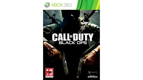 Hra pro XBOX 360 - Activision Call of Duty Black Ops 2 pro XBOX 360