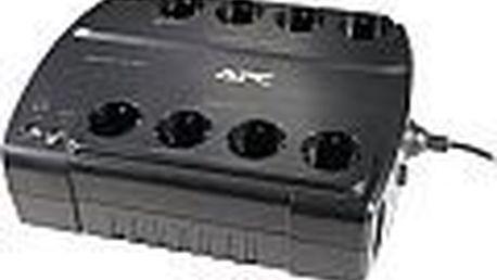 Záložní zdroj APC Power-Saving Back-UPS ES 700VA - Cyberfort II, černá (black)