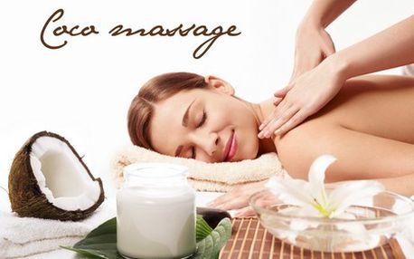 Len 7,50 € za klasickú masáž na uvoľnenie stuhnutého svalstva celého tela alebo kokosová masáž olejom so zvýšeným obsahom vitamínu E vo W Hoteli!