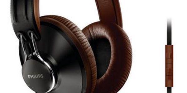 Sluchátka Philips SHL5905BK. Ponořte se do vysoce věrného zvuku