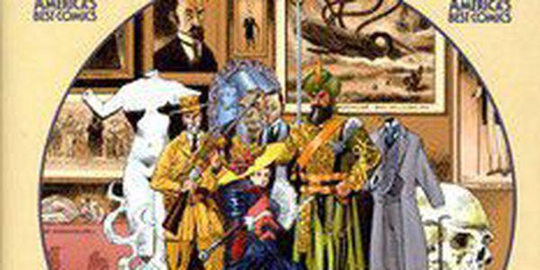 Alan Moore; Kevin O´Neill: Liga výjimečných aneb příběh několika gentlemanů a jedné sličné dámy