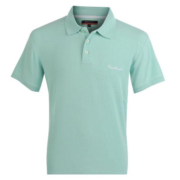 Pánské triko Pierre Cardin zelené