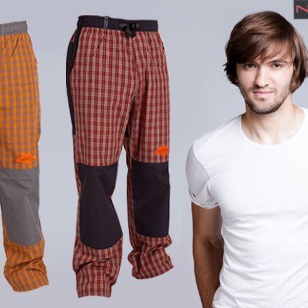 Pánské sportovní kalhoty značky Neverest ve 2 barevných variantách.