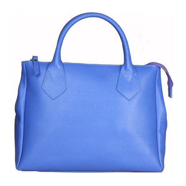 Dámská kabelka Made in Italia modrá