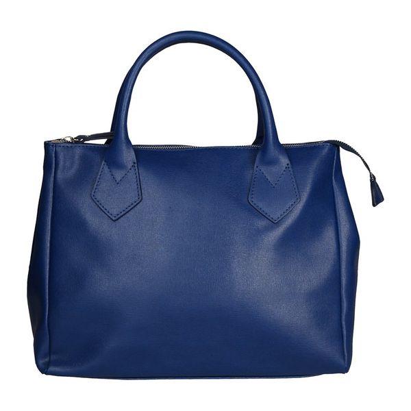 Dámská kabelka Made in Italia tmavě modrá