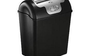 Skartovací stroj vhodný pro domácí nebo menší kancelář REXEL V65WS COMPACTOR