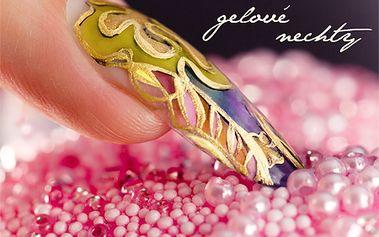 Len 8,90 € za modeláciu gélových nechtov! Po vymodelovaní sú nechty oveľa pevnejšie a odolnejšie ako prírodné!