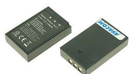 Baterie pro Olympus BLS-1, PS-BLS1 Li-ion 7.2V 1150mAh AVACOM baterie BLS-1