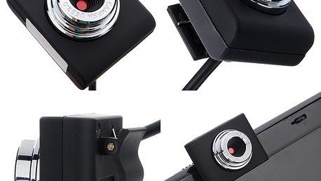 Mini USB webkamera pro notebook či PC a poštovné ZDARMA! - 58