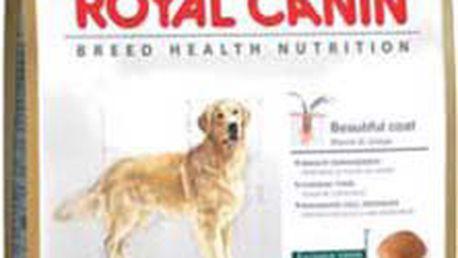 Kompletní a vyvážené krmivo špičkové řady Royal Canin Breed Royal Canin Zlatý retriever 12 kg