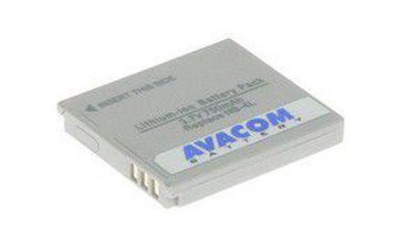 AVACOM NB-4L baterie pro Canon NB-4L Li-ion 3.7V 750mAh 2.8Wh