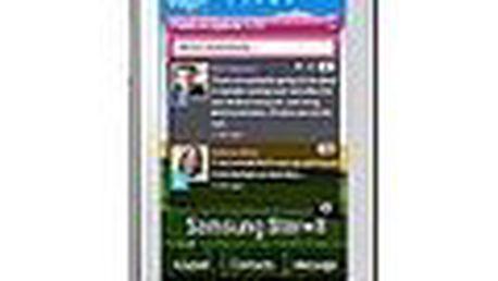 Samsung Star II. Stylový mobilní telefon s napojením na sociální sítě