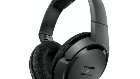 Vynikající uzavřená dynamická stereo sluchátka Sennheiser HD 419