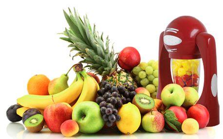 Multifunkčný mixér je fantastický pomocník na prípravu a výrobu 100% ovocných a zeleninových štiav a pyré. Doprajte si vitamínovú injekciu každý deň.