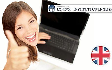 Inovatívny, efektívny a rýchly spôsob ako sa naučiť anglicky 24 hodín denne, 7 dní v týždni. Online jazykový kurz angličtiny na 6, 12, 18 alebo 36 mesiacov už od 24€.