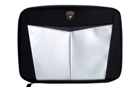 Asus lamborghini pouzdro na notebook - černobílé