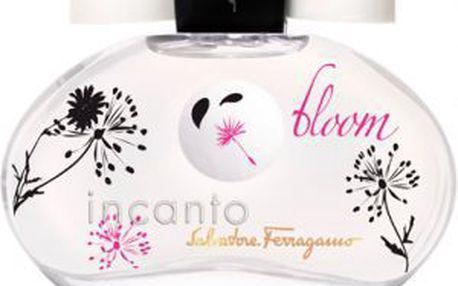 Incanto Bloom 50ml. Květinově-ovocná dámská toaletní voda od značky Salvatore Ferragamo