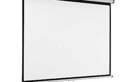 Vynikající projekční plátno NOBO - roleta (200x151,3), obraz (195x146,3)