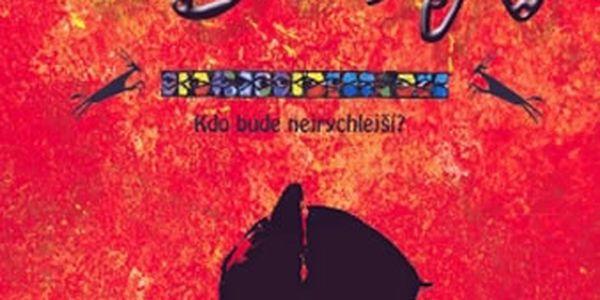Ubongo na cesty - hra na cesty