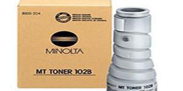Konica Minolta tonerkit 102 B (102B) 1052/1083/2010 2x240g