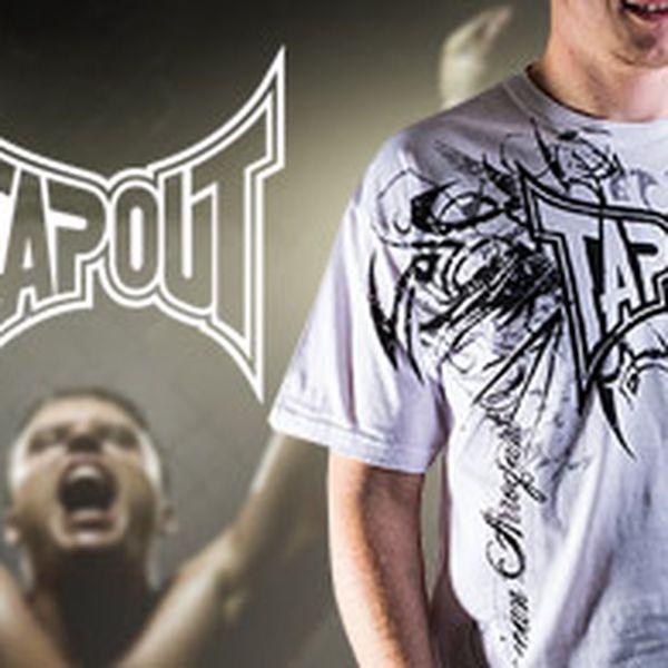 Oblíbená pánská trička Tapout
