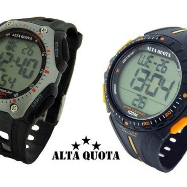 Pánské sportovní hodinky Alta Quota za nej cenu!