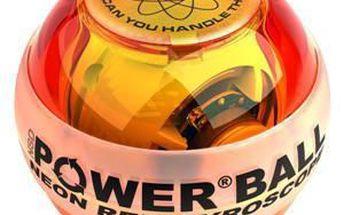 Powerball Neon Red. To je Powerball, světově nejpropracovanější ruční gyroskop