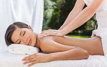 Relax za 350 Kč! Tuina terapie nebo antistresová masáž!