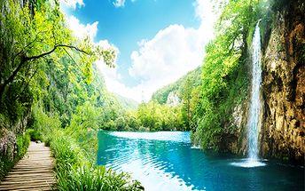 3-dňový poznávací zájazd na Plitvické jazerá len za 110 €! Ubytovanie s raňajkami, doprava luxusným klimatizovaným autobusom, sprievodca i vstupenka!