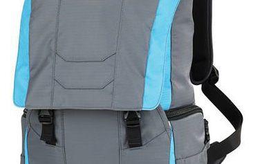 Batoh Lowepro Versapack 200 AW - modrošedý. Dokonalý, ergonomický, sportovní design