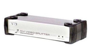 ATEN VS-162 2-portový DVI rozbočovač + audio