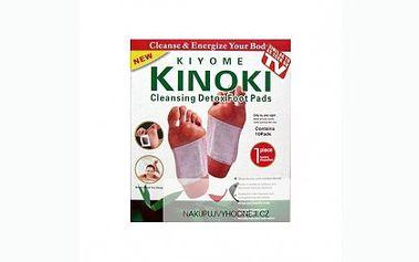 Cenová bomba! Sada 30 detoxikačních náplastí Kinoki za cenu, která nemá konkurenci! Pouhých 79 Kč!!! Využijte slevy 46% a získejte tyto skvělé náplasti, které Vám pomohou detoxikovat organismus.