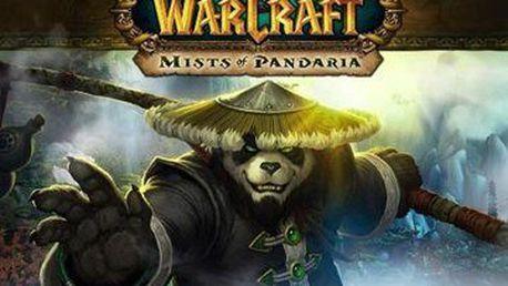 BLIZZARD World of Warcraft: Mists of Pandaria pro PC