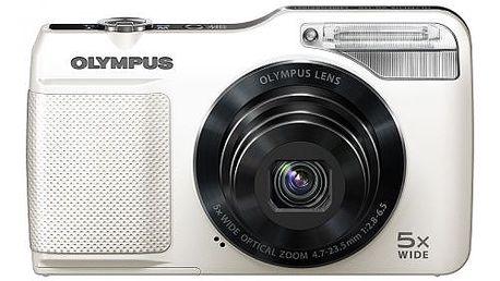 Kompaktní fotoaparát Olympus VG-170 - černý