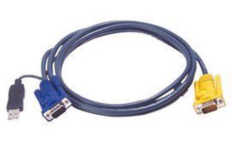 Sdružený kabel pro KVM switche ATEN 2L-5203UP