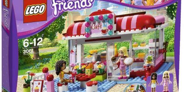 LEGO Friends Kavárna v parku 3061