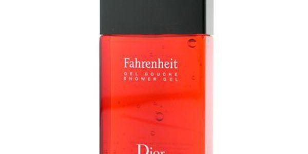 Christian Dior Fahrenheit 150ml. Vůně pro muže, který objevil svou vnitřní harmonii
