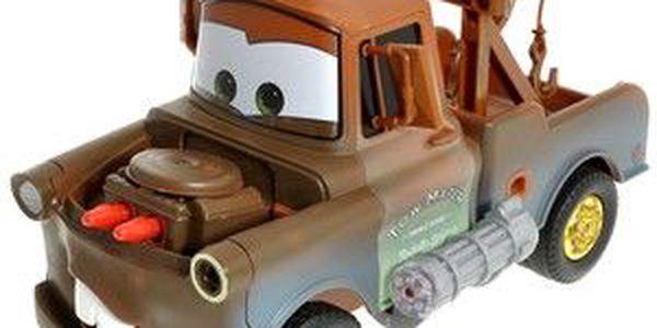 DICKIE RC auto Cars Burák. Auto Burák z filmu Cars na dálkové ovládání v měřítku 1:16.