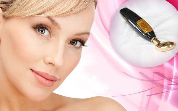 Galvanická žehlička Golden Spoon len za 57,90 €. Bezbolestné ošetrenie, ktoré vyhladí vrásky a odstraňuje pigmentové škvrny v pohodlí vášho domova so 71% zľavou.