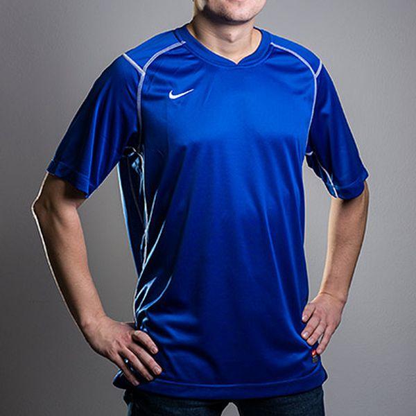 Modré triko Dry-FIT
