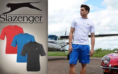 Len 5,99 € za kvalitné pánske tričko značky Slazenger. Tričká svetoznámej značky vyrobené z kvalitných materiálov. Na výber 23 farieb so zľavou 65%.