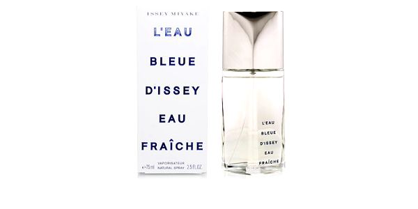 ISSEY MIYAKE L'Eau Bleue d'Issey Fraîche 75 ml, toaletní voda pro muže