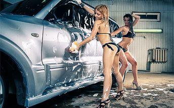 Starostlivosť o vaše auto v autoumyvárni MAMUT za POLOVIČNÉ ceny! Umytie exteriéru či interiéru len za 6 €! Za 2 CityKupóny kompletné umytie - platnosť až do 31. 5. 2013.