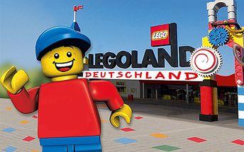 3-dňový výlet do Legolandu pri Mníchove len za 59 €! Vráťte sa do detských čias a vychutnajte si viac ako 40 atrakcii zábavného parku!