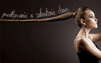 Splňte si sen o dlhých vlasoch a nechajte si ich predĺžiť a zahustiť len za 79 €! Profesionálne nadpojenie pramienkov do dĺžky 35 - 40 cm vlasmi najvyššej kvality!
