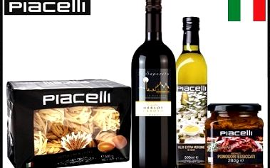 Startovací balíček italské kuchyně s 29% slevou!